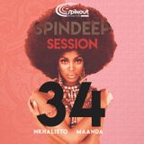 Spin Deep Session 34 Part 2 (Mixed by Maanda)