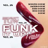 Tommy Gee White - Funk It Up! Vol. 28