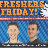 Freshers Friday (Student Opportunities)