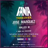 FANIA TAKEOVER with DJ JOSE MARQUEZ LIVE at Azul Beach Club ((Salsa Set)