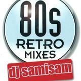 dj samisam on the  Retro 80's  mini mix