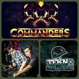 The Commanders - Junio 2015 Hardtechno Podcast