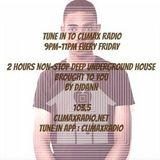 Climax Radio - Deep House - DJ DANN