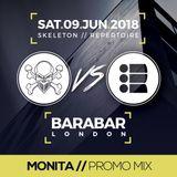 MONITA - Skeleton vs Repertoire 2 Promo Mix