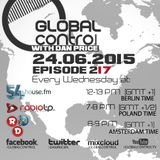 Dan Price - Global Control Episode 217 (24.06.15)