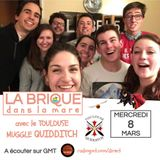 LBDLM #13 - 8 mars 2017 - Toulouse Muggle Quidditch