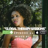 Global Therapy Sessions Ep 02 Mixed By DJ Czezre
