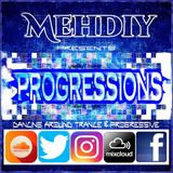 PROGRESSIONS #060 mixed and selected by MEHDIY