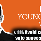 #111: Avoid conservative safe spaces on campus