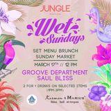 Saul Bliss - Jungle Pool Club Bali  - March 2019