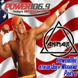 DJ ANIMALE - Power 106.9 #PowerMix Weekend Mix 6