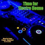 DJ Fugas - TIme for Electro House