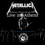 Wolf Approved:Eφημερεύον_Μουσικοδρόμιον:#346 METALLICA LIVE IN ATHENS FROM ROCKWAVE FESTIVAL 3/7/201