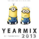 DJ Tukancheez - Yearmix 2013