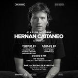 Hernan Cattaneo - Live @ Forja Centro de Eventos (Cordoba, Argentina) [6 hours] - 02.12.2017