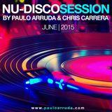 NU DISCO SESSION by PAULO ARRUDA & CHRIS CARRERA