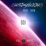 Sundaylicious Radio Show 001 - Dan Carraway