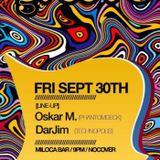 DarJim - Live Set @ Miloca Bar - DR - sept 30th 2011