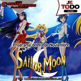 Sé Todo con MaTT #60 - 2014/11/13 - Hablemos de Sailor Moon