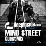 MIND STREET is on DEEPINSIDE #02