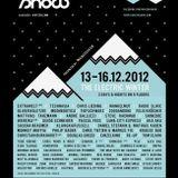 Guido Schneider @ Rave On Snow 2012 - Highgrade Taverne, Saalbach (AT), 15-12-2012