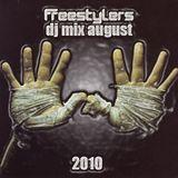 freestylers dj mix august 2010