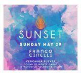 Sunset Monaco 2016, May 29th