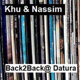 Khu & Nassim Back 2 Back @ Datura