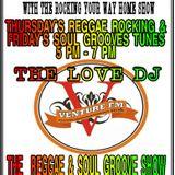 REGGAE & SOUL GROOVE SATURDAY SHOW 21 02 15
