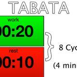 Tabata Remix nr. 1