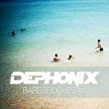 Dephonix - BareGrooves #11 - Bump & Hustle Radio Guest Mix