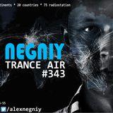 Alex NEGNIY - Trance Air #343