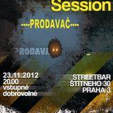 StreetCulture Session - Prodavač - rozhovor a výběr z koncertu