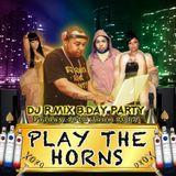 PLAY DA HORNS MIX CD OFFICIAL