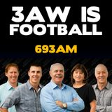3AW Monday Football: Pre-game coverage (April 2, 2018)