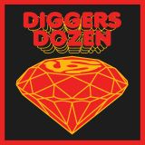 Tom Central (Shapes Of Rhythm) - Diggers Dozen Live Sessions (March 2019 London)