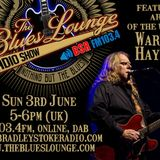The Blues Lounge Radio Show with featured Artist of the week Warren Haynes