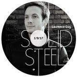 Solid Steel Radio Show 1/9/2017 Hour 2 - Laurence Guy