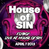 Live at House of SIN