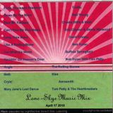 The Lone Skye Mixtape...I get this certain mood from Jamie Spirit & Bob Sellner....an inspiration...