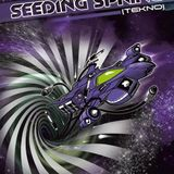 Seeding Spring To Mars - Vortex Art Haché