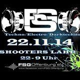 Tom Art @ FSG Session Shooters Lahr 22.11.14 (2.00-3.00h)