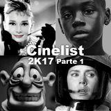 CINELIST 2K17 PARTE 1 - Movies Soundtrack