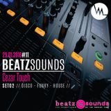 Beatz Sounds #11 - 29.01.2016 - Set 02 by Cezar Touch