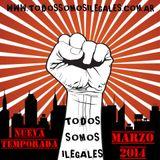 Todos Somos Ilegales 20-8-14 Miercoles 21 hs www.sindialradio.com.ar