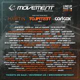 Ben Sims b2b Truncate - Live @ Movement Festival, Hart Plaza (Detroit, USA) - 29.05.2017
