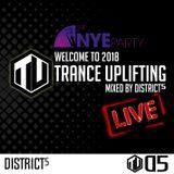 Trance Uplifting #024 NYE LIVE MIX