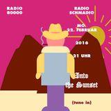 Radio Schmadio Nr.41 - Into the Sunset
