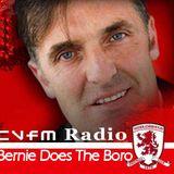Bernie Does The Boro - Wigan (1) V Middlesbrough (1) - Saturday 22nd November