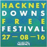 Andy Pye + Joe Gill @ We Are The Sunset X Hackney Downs Free Festival (afternoon) 26.08.16